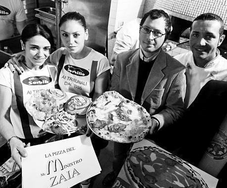 Per la pizza napoletana STG un evento Ufficiale